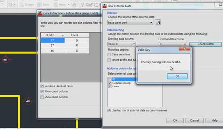 Excel: AutoCAD към Excel  DataExtraction за блокове с наши атрибути