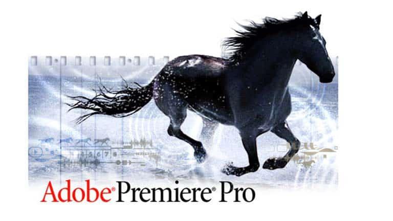 История на Premiere Pro