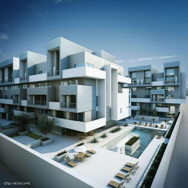 V-ray - V-ray Архитектурни визуализации